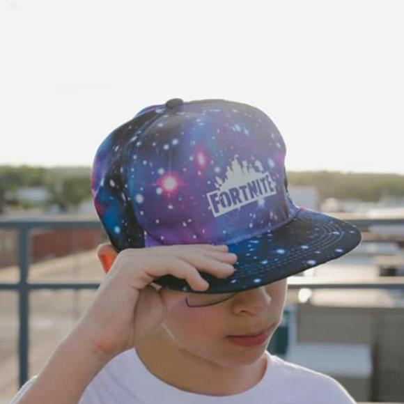 Hats In Fortnite Fortnite Accessories Fortnite Galaxy Snapback Hat Unisex Poshmark